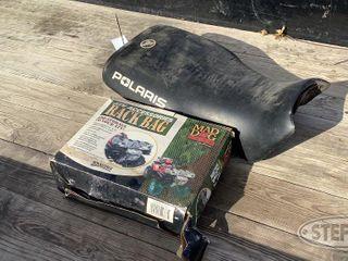 Polaris Seat ATV Accessories Bag 0 jpg