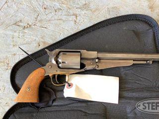 Pietta 1858 Percussion Revolver 0 jpg