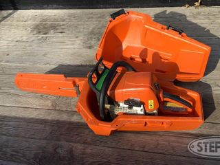 Stihl MS290 Chainsaw With hard case 0 jpg