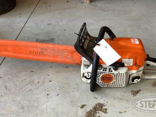 Stihl MS391 Chainsaw 0 jpg