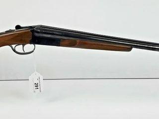 E R  Amantino Uplander Double Barrel Shotgun