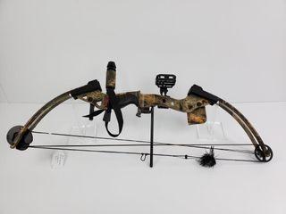 Bear Buckmaster Compound Bow