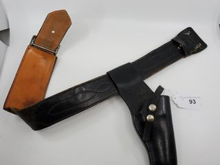 SD Meyer Gun Belt size 21