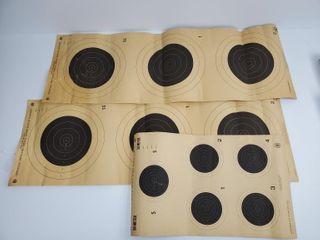 3   NRA Vintage Targets