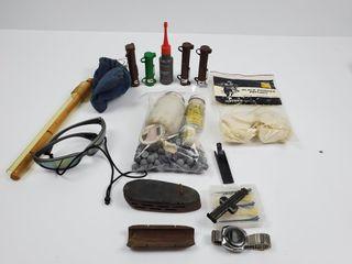 Reloading Equipment  lead  asst gun parts