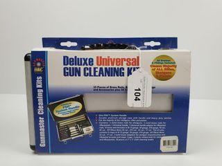 Deluxe Universal Gun Cleaning Kit