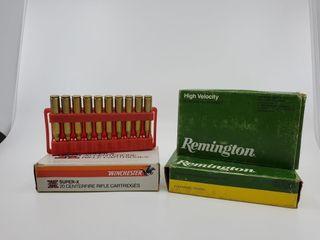 Remington   Winchester  270 Ammo