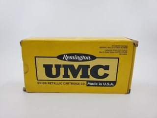 Remington UMC 45 Caliber Ammo