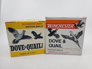 Winchester Dove   Quail