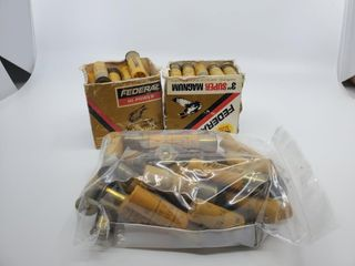 Federal 3  Super Magnum shells