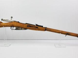 1937 Mosin Nagant M91 Bolt Action Rifle