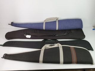 4   Allen Soft Gun Cases