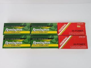 Remington   Federal 30 30 Win Ammo