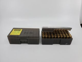 2  Boxes  44 Special Reloaded Ammunition