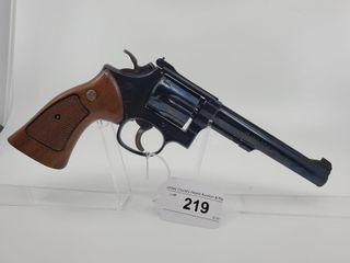Smith   Wesson Model 17 4  22 Cal Revolver