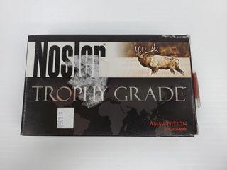 Nosler Trophy Grade 26 Nosler