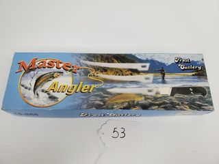 1   Frost Cutlery Interchanging Master Angler