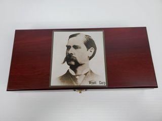 Wyatt Earp Collector s Knife Set