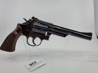 Smith   Wesson Model 53 Revolver  22 Cal