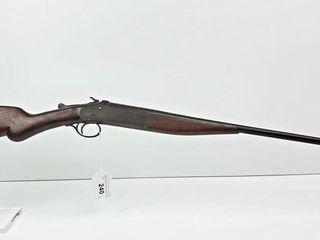 Iver   Johnson Champion Single Shot Rifle