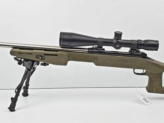 Savage Custom Built Bolt Action Rifle