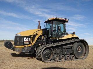 2003 CAT Challenger MT865 crawler tractor