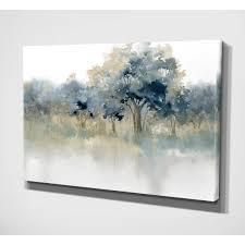 a waters edge ll gallery wrapped canvas
