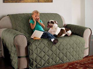 Innovative Textile Solutions Microfiber Ultimate Sofa Furniture Protector