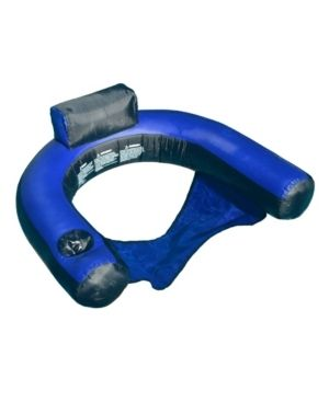Swimline Fabric Covered U Seat Pool Inflatable