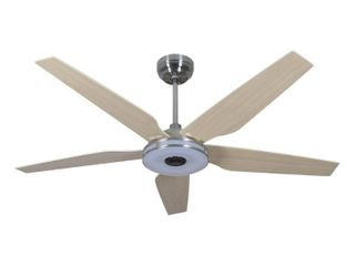 Explorer 52  Smart Ceiling Fan with Remote  light Kit IncludedWorks with Google Assistant and Amazon Alexa  Retail 344 99