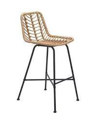 Malaga Bar Chair  Retail 150 00 natural