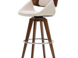 Cyprus Fabric Counter Stool  Retail 146 99