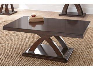 Greyson living Avellino Coffee Table   48 W x 28 D x 18 H  Retail 158 49