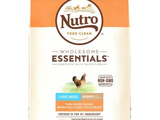 The Nutro Company large Breed Puppy Food  30 Pound