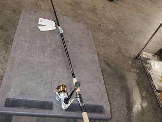 Quantum Stratagy Fishing Rod Rell Combo