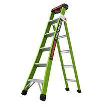 little Giant King Kombo Pro M6 3 in 1 Fiberglass Type 1AA ladder
