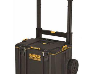 DEWAlT ToughSystem 2 0 large Mobile Toolbox  Black