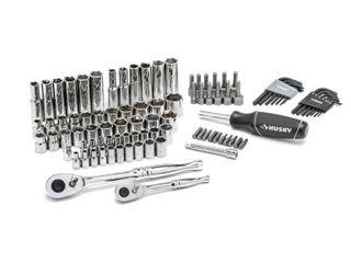 Husky Mechanics Tool Set  94 Piece