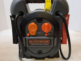 Black   Decker J312B 300 Amp Jump Starter