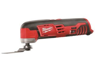 Milwaukee M12 12 volt Cordless Oscillating Multi Tool 1 pc  Red 20000 opm