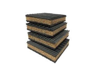 Husky Heavy Duty Vibration Pad for Air Compressors
