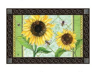 Magnet Works MatMate   Single Sunflower
