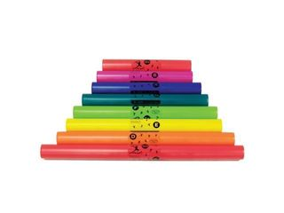 Eight Note Boomwhackers  Set of 8