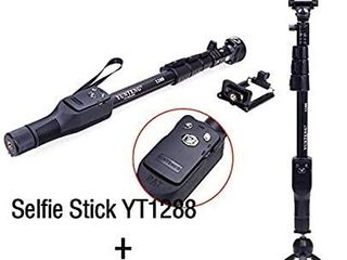 Extendable Selfie Stick Camera Handheld Monopod Tripod Mount Holder with Bluetooth Remote for iPhone X XR XS 10 8 7 6 5  Samsung Galaxy S9 S8 S7 S6 S5  Android