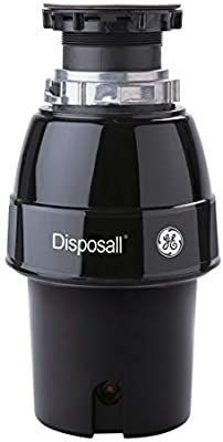GE 1 2 HP Continuous Feed Garbage Disposer Non Corded  GFC530N