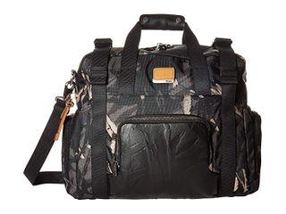 Tumi Alpha Bravo Buckley Duffel  Grey Highlands Print  Duffel Bags