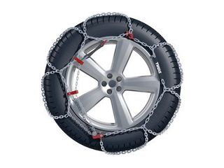 Thule 16mm XB16 High Quality SUV Truck Snow Chain  Size 245  Sold in pairs