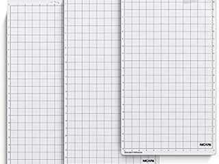 Nicapa StandardGrip Cutting Mat for Silhouette Cameo 3 2 1  12x24 inch 3 Mats