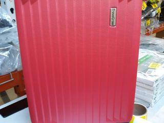 Travel Cross Columbia luggage Pink