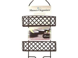 Home collections shower Caddy Bronze